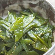 夕食にもうひと品!鳴門産茎わかめの簡単炒め煮