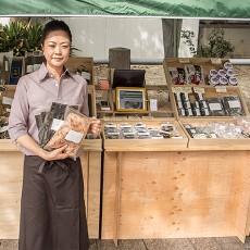 中之島グリーンマーケット(2014年10月12日)